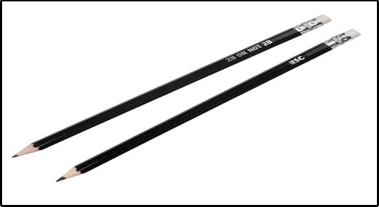 داستان دو مداد سیاه