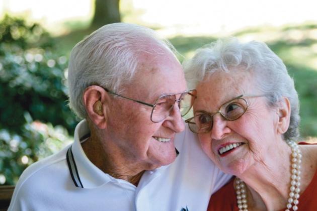 مراقبت از زوج سالمند در آذری