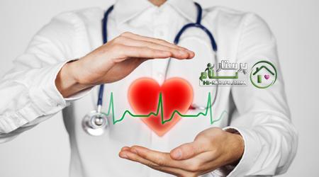 سکته قلبی | پرستار سالمند در منزل