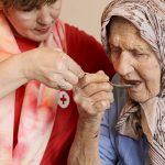 پرستار زوج سالمند در اسلامشهر