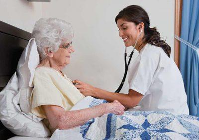 پرستاری از سالمند در منزل در محدوده شهریار
