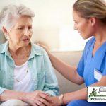 پرستار بیمار الزایمری در شهرک غرب