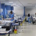 همراهی بیمار برای رفتن به بیمارستان