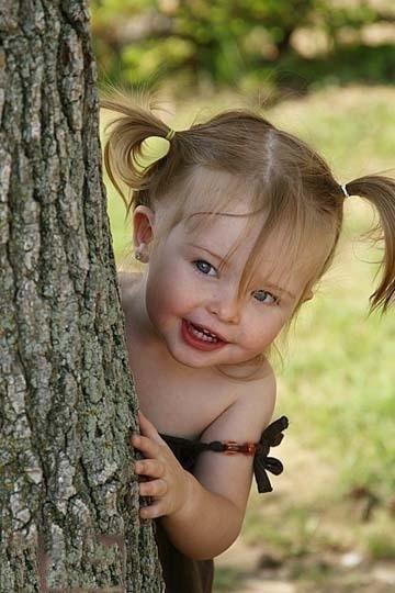پرستاری از دختر 8 ماهه بازی گوش