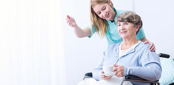 مراقبت از خانم 74 ساله،یوسف آباد