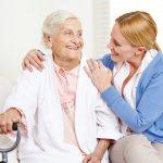 پرستاری از سالمند در منزل،شهرک غرب