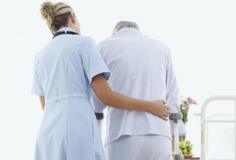 پرستاری از سالمند داری بیماری ام اس ، سعادت آباد