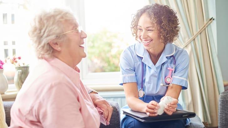 پرستاری از سالمند سالم در شهریار