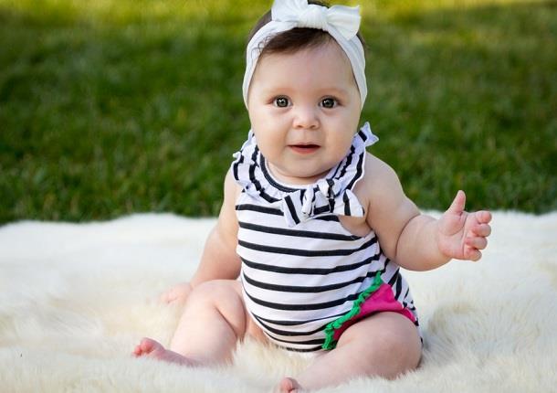 مراقبت از نوزاد 6 ماهه ، پونک