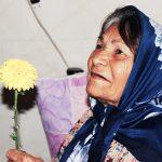 مراقبت از سالمند خانم 82 ساله ، اشرفی اصفهانی