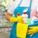 امور نظافتی و آشپزی