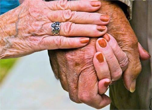 مراقبت از زوج سالمند ، مارلیک