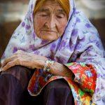 گهدار از سالمند خانم تنها ، آریا شهر