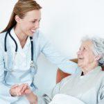 پرستاری از سالمند خانم 80ساله ، تهرانپارس