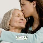 پرستاری از سالمند خانم 80 ساله ، سعادت آباد
