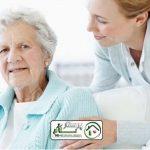 مراقبت از سالمند خانم ۸۵ ساله ، میدان رسالت