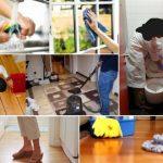 انجام امور منزل و آشپزی برای 3 نفر