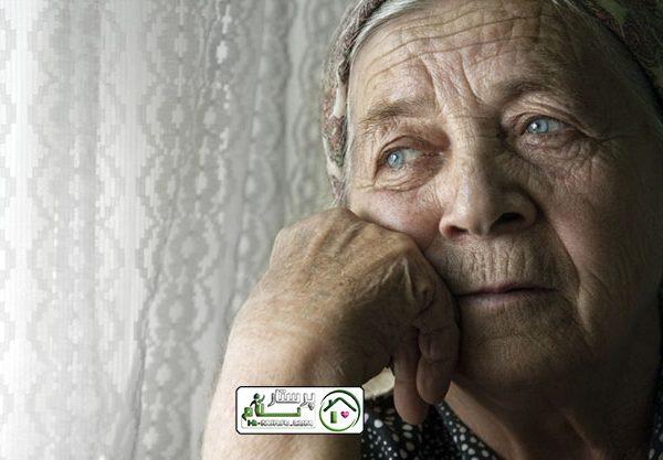 پرستاری از سالمند خانم آلزایمری ، میدان توحید