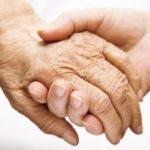 مراقبت از سالمند 78 ساله ، سید خندان