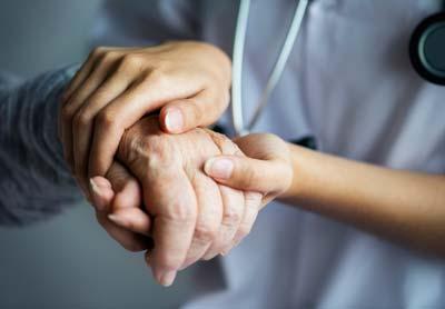 مراقبت از سالمند خانم سالم ، یوسف آباد