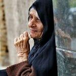 پرستاری از سالمند خانوم تنها و پوشکی ، مرزداران