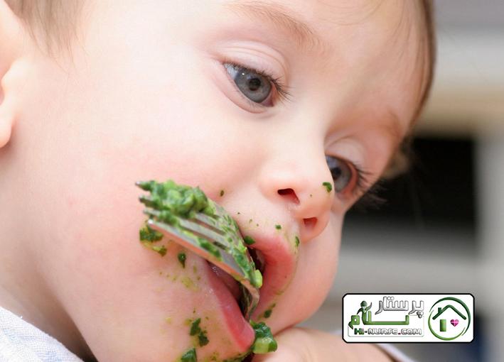 مراقبت از کودک بهمراه امور منزل و آشپزی ، سی متری جی