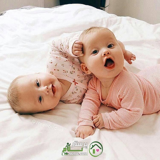 نگهداری از کودک دوقلو ، الهیه