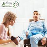 فیزیو درمانی در منزل