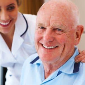 مراقبت از سالمند آقا پوشکی ،شهر ری