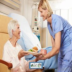 مراقبت از سالمند خانم تنها ، پیروزی