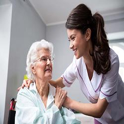 مراقبت از سالمند خانم ، گیلاوند