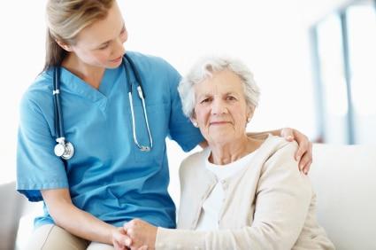 مراقبت از سالمند خانم و تنها ، جیهون