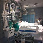 همراه بیمار خانم در بیمارستان عرفان