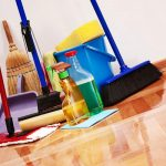 نظافت و گردگیری محل کار ، خیابان آزادی