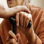 خانم سالمند تنها و پوشکی ، میدان هفت تیر