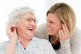 مراقبت از سالمند خانم سالم و تنها ، شیخ هادی