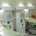 همراه بیمار در بیمارستان شهدای پاکدشت