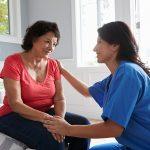 پرستار سالمند روزانه سعادت آباد