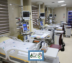 همراه بیمار در بیمارستان ایران