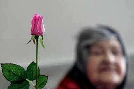مراقب ازسالمند خانم تنها ،میدان منیریه