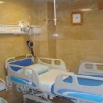 همراه بیمار در بیمارستان مدرس