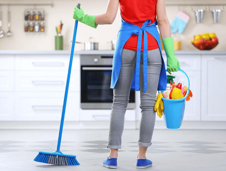 نظافت منزل ، جنت آباد مرکزی