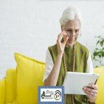 پرستاری از سالمند خانم پوشکی ، پاسداران