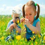 پرستار کودک مسلط به زبان انگلیسی ، مرزداران