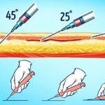 تزریق عضلانی در منزل مرزداران