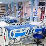 همراه بیمار در بیمارستان فیاض بخش