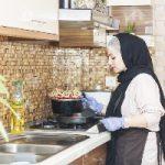 امور منزل و آشپزی شهرک گلستان
