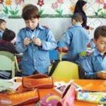 پرستار کودک آموزش کودک سازمان برنامه شمالی