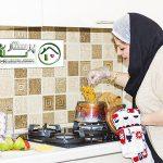 امورمنزل و آشپزی، یه مقدار پذیرایی میدان توحید