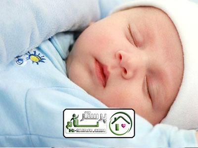 پرستار کودک سه روز در هفته شهرک غرب